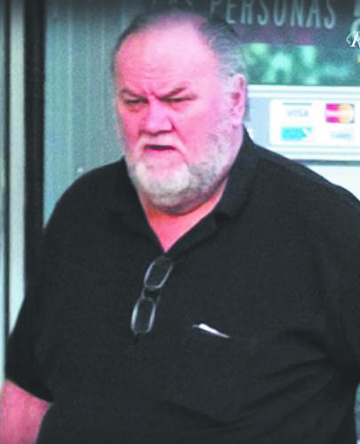 «Королевский двор в шоке»: Отец Меган Маркл заявил о своем наркоманском прошлом