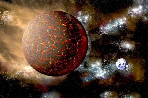 Нибиру со спутниками прячется между Землей и Солнцем – соцсети