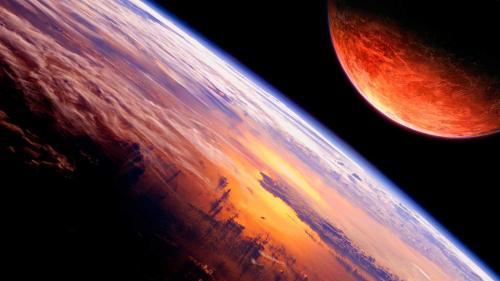 «Нибиру вдохновляет»: В соцсетях появляется творчество про Планету X