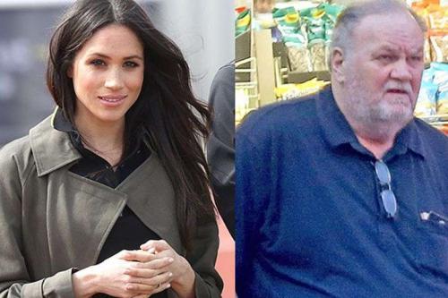 Отец Меган Маркл узнал о беременности дочери из Интернета - СМИ