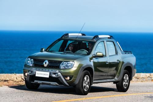Россиянам понравился пикап Renault Duster Oroch