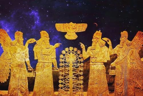 """""""Ya comencé"""": Nibiru está alineado en un desfile apocalíptico de planetas antes de tiempo"""