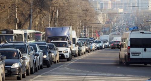 Самый загрязненный воздух в Воронеже на Московском проспекте – Greenpeace
