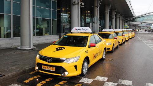«Яндекс.Такси» теперь умеет определять точное местонахождение клиента