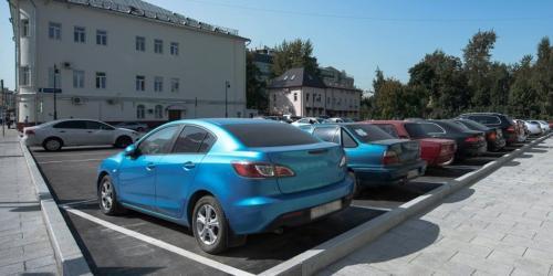 В Москве жители сами выберут места для парковок резидентов