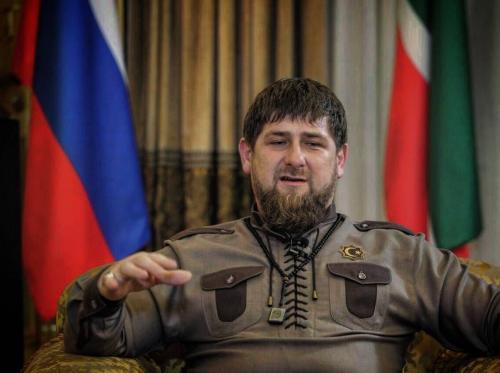 Кадыров приехал домой к раскритиковавшему его игнушу Нальгиеву