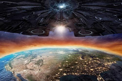 «Земля на очереди?»: На Луне произошёл взрыв, идёт ожесточённая война с пришельцами – соцсети