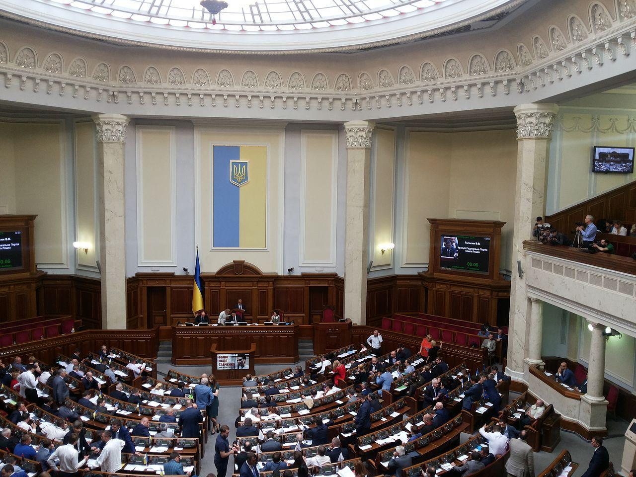 Украинские народные избранники нарядились казаками инаписали письмо Путину