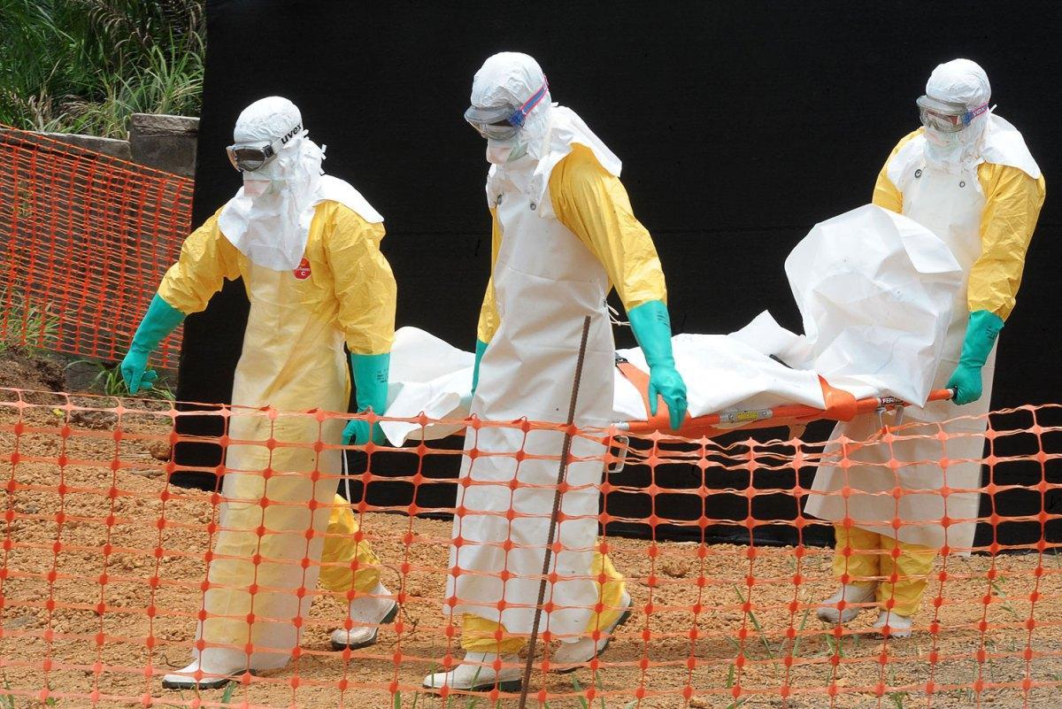 Вспышка Эболы вКонго унесла жизни неменее 200 человек