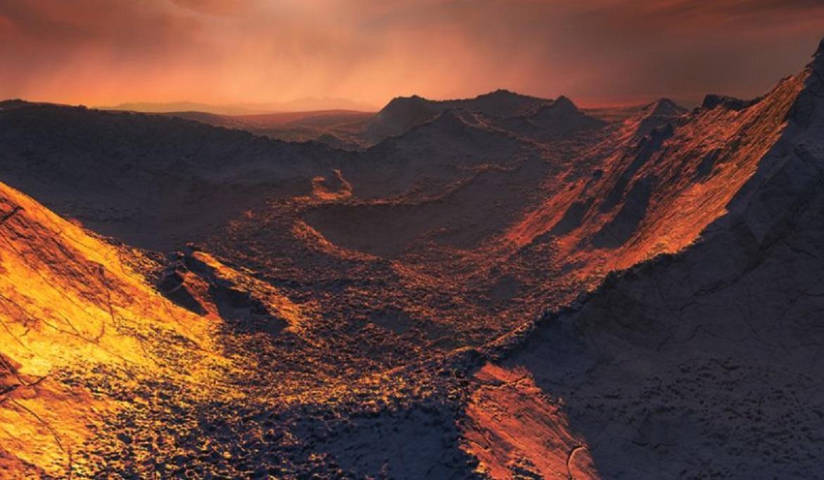 Астрономы обнаружили планету, похожую наЗемлю