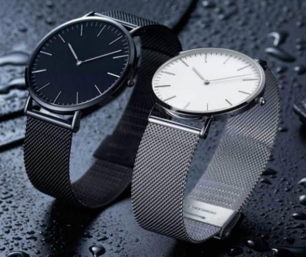 Xiaomi представила самые тонкие кварцовые часы