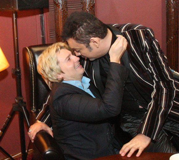 Басков и гомосексуализм