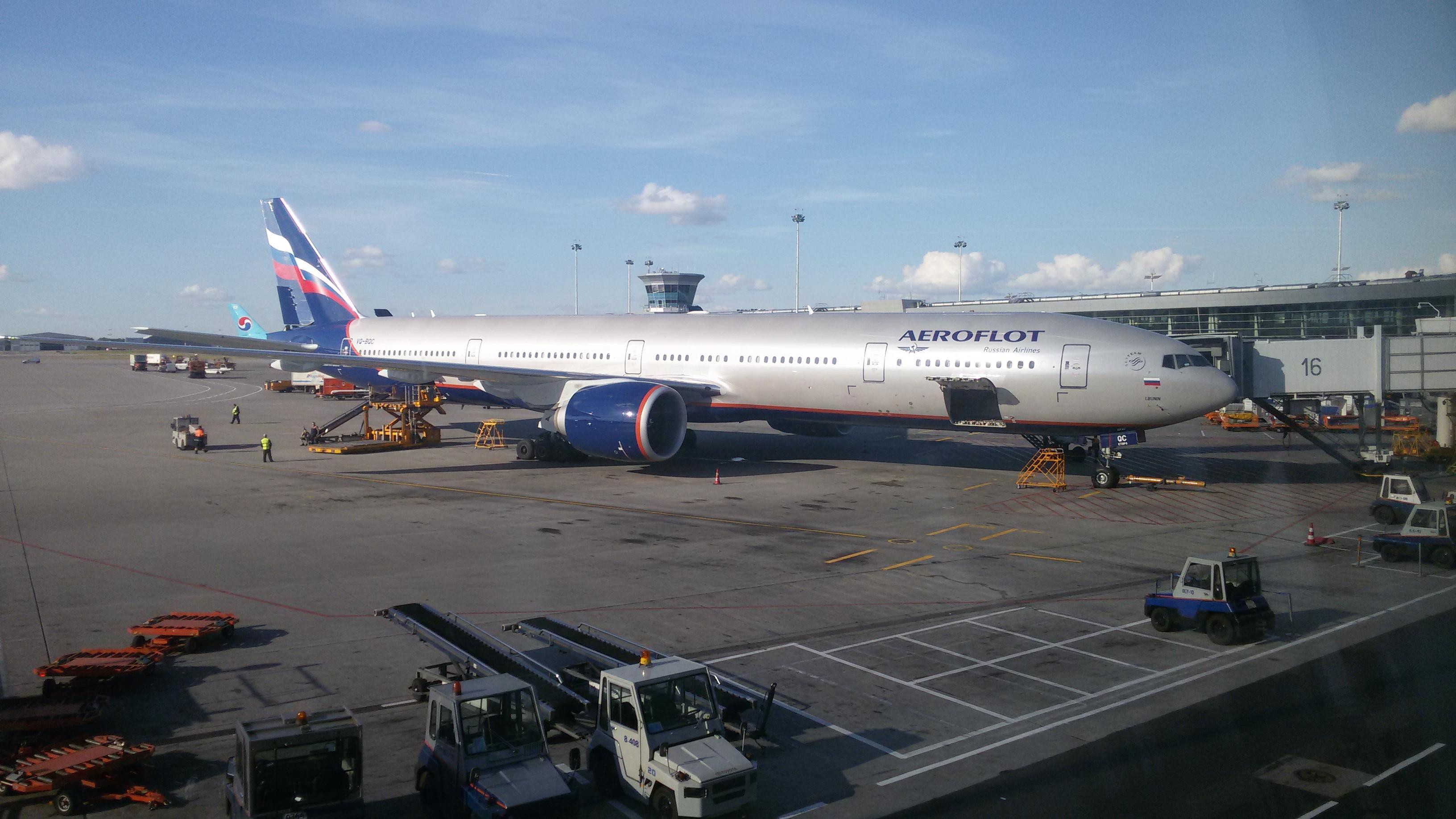Супружеская пара устроила дебош на борту самолета, совершавшего рейс москва – гоа.