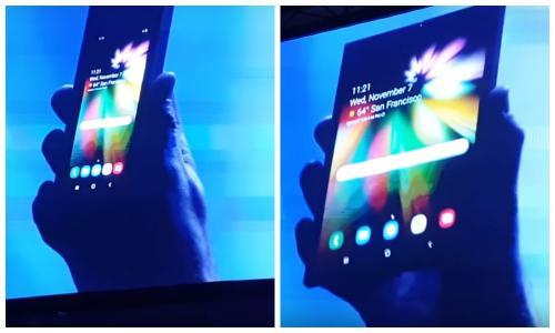 El nuevo Samsung Galaxy S10 por primera vez recibirá una pantalla flexible