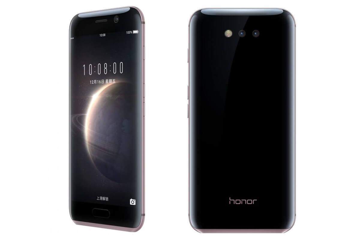 Huawei представит первый в мире смартфон с «дырявым» экраном