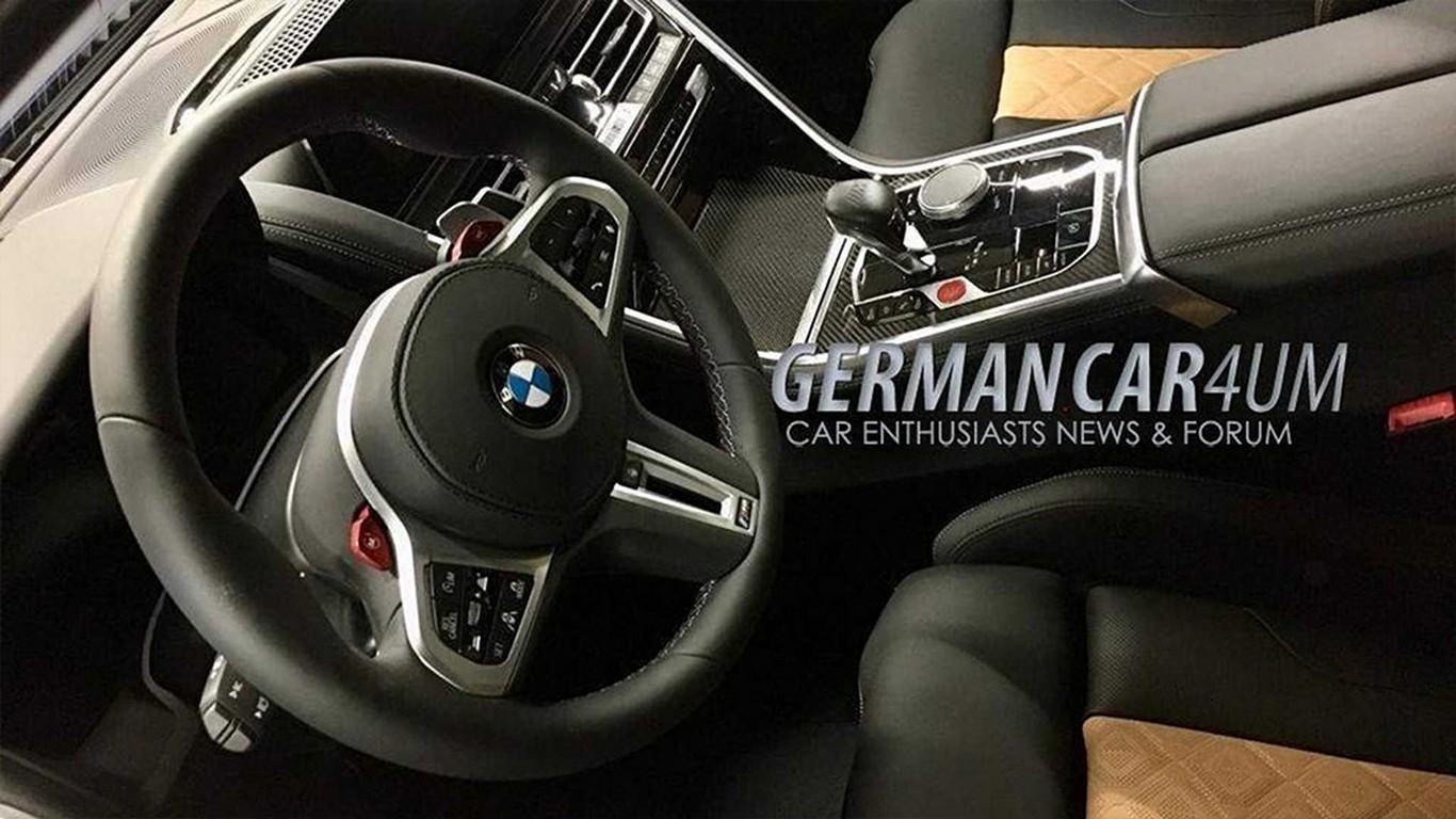 Самую быструю «восьмерку» BMW показали без камуфляжа