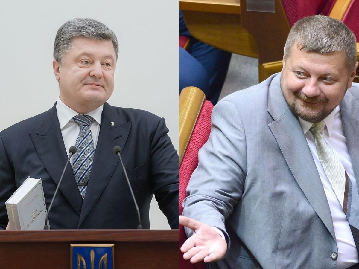 Советника Порошенко уличили всутенерстве