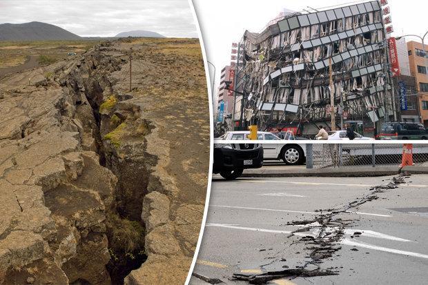 13декабря землетрясение уничтожит все население Земли — Новый год отменяется