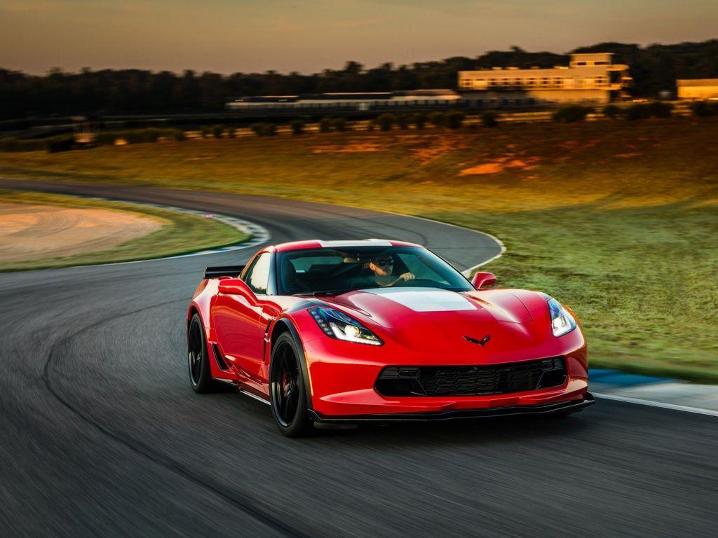 Вскором времени будет представлен Chevy Corvette вкузове универсал