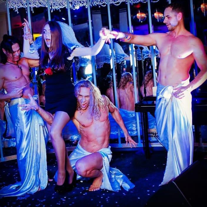 Секс танцы наташи королевой
