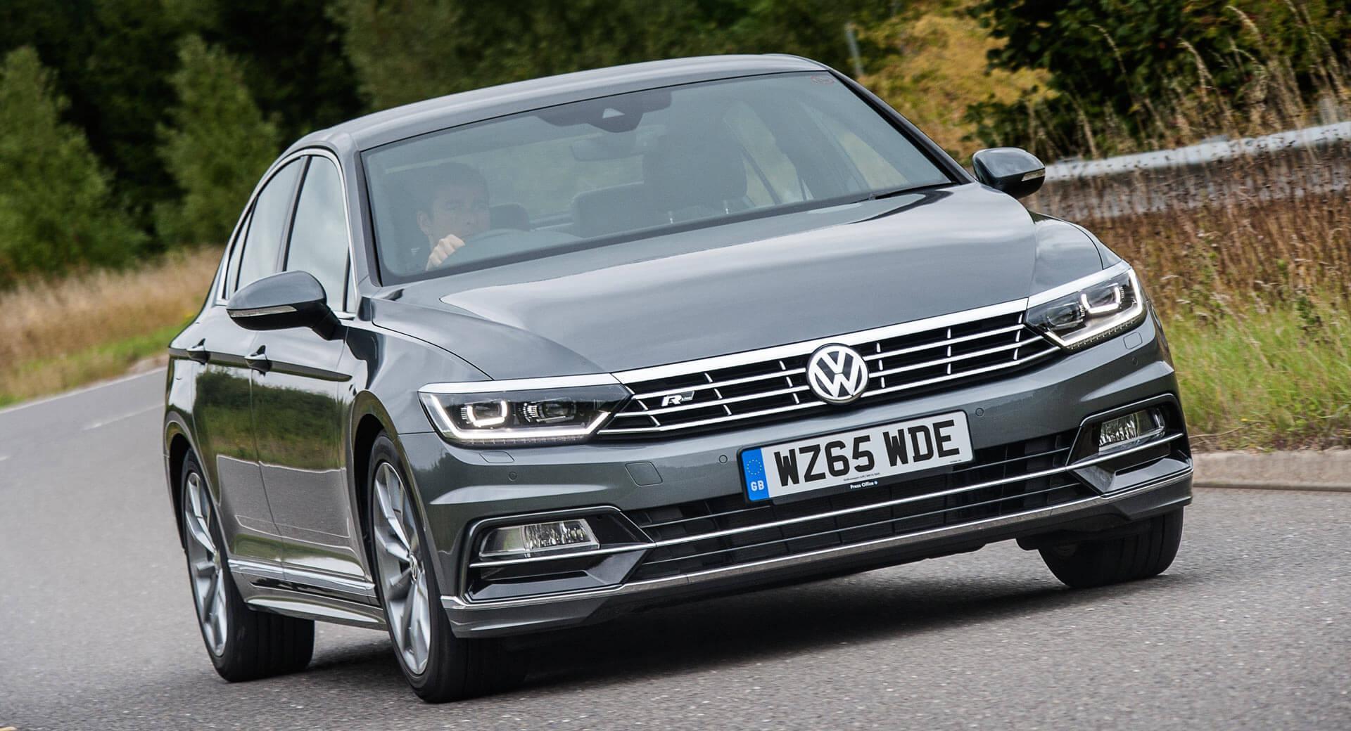 VW назвал дату появления улучшенного Passat для Европы