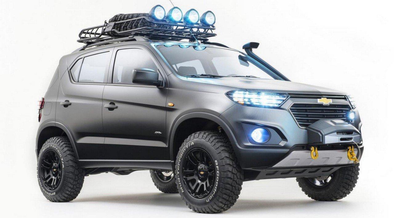 Гражданин Тольятти приобрел 700-тысячный автомобиль Шевроле NIVA