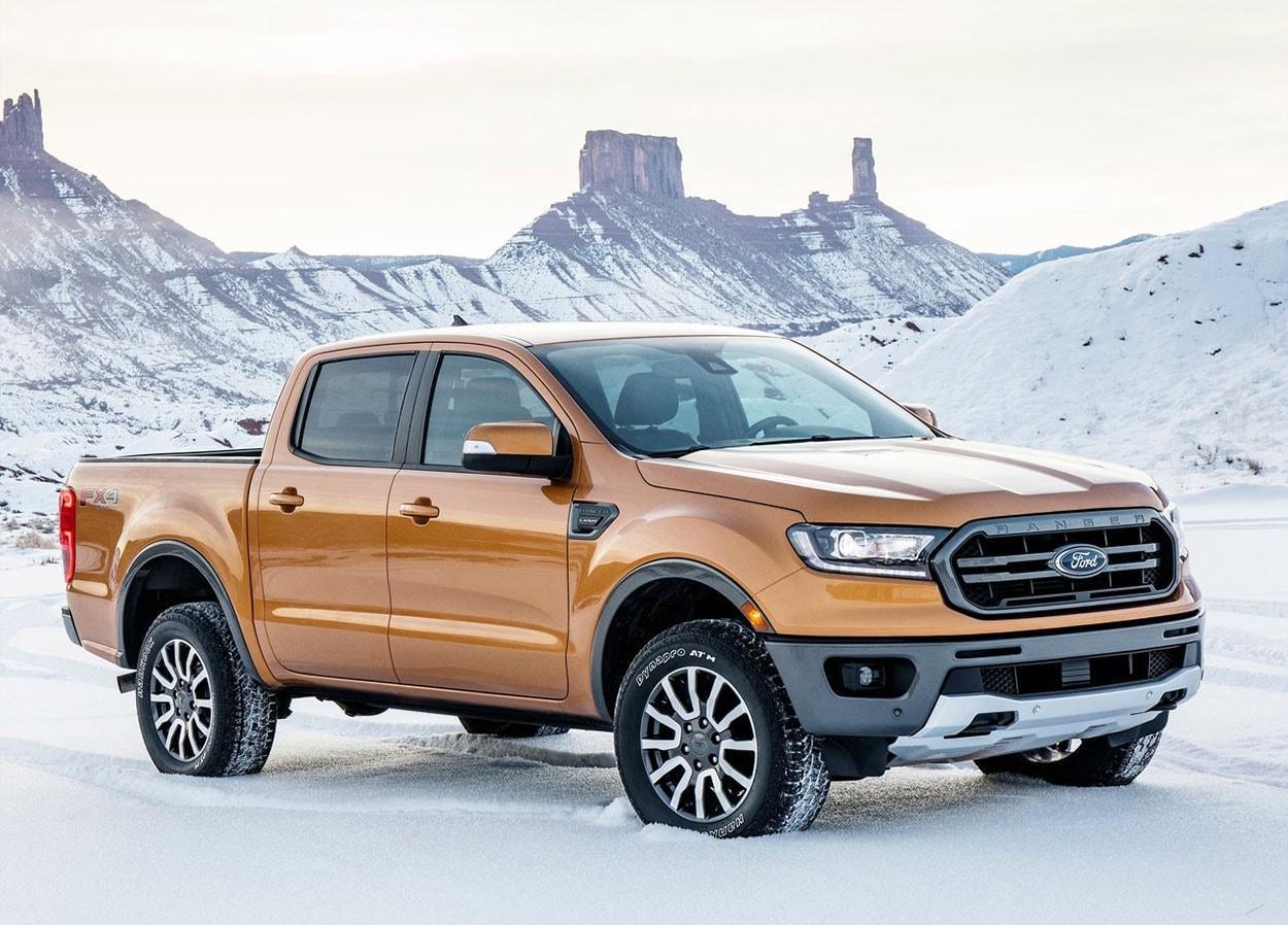 Форд может вернуть в РФ пикап Форд Ranger