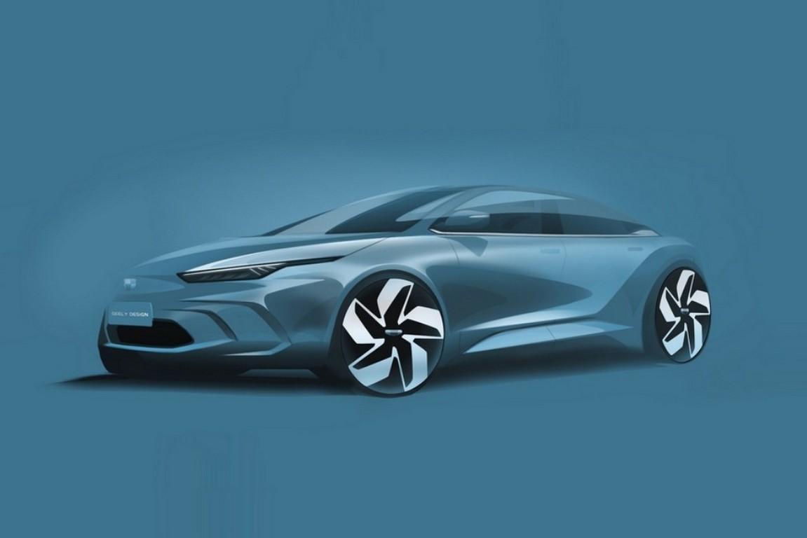 Geely выпустит конкурента электрокару Tesla Model 3