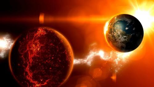 """El asteroide Nibiru en la víspera de """"Armageddon"""" notado en California - Red"""