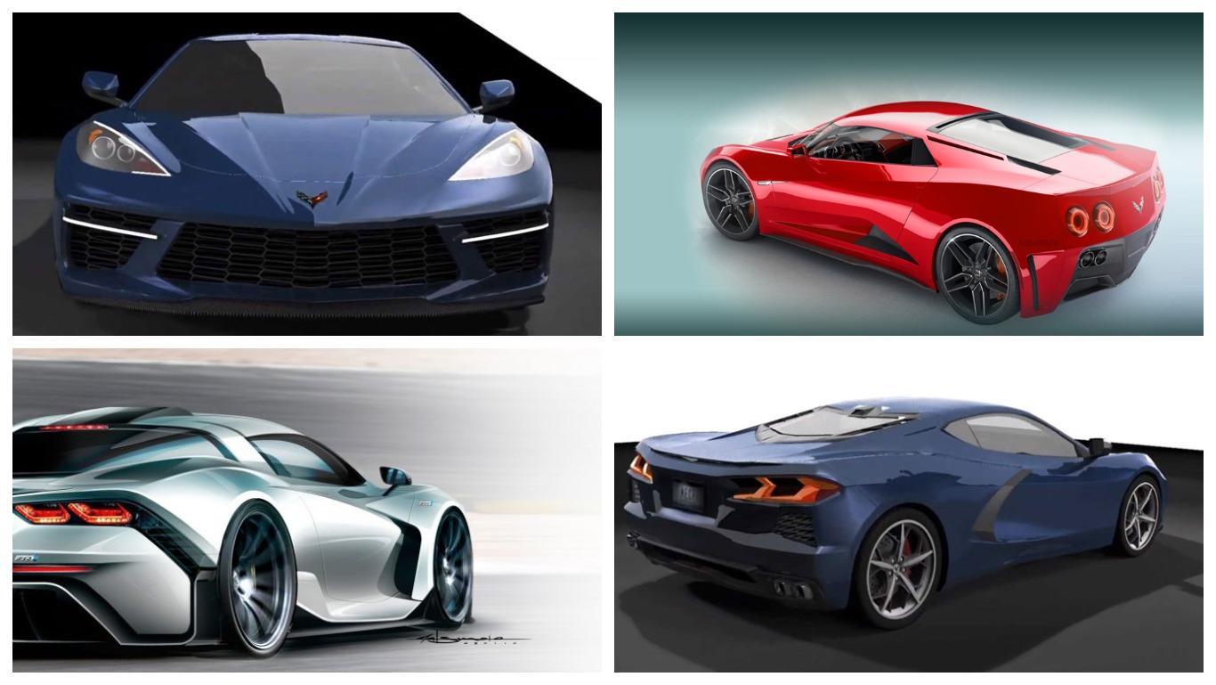 Шевроле может возродить легендарный Corvette Zora