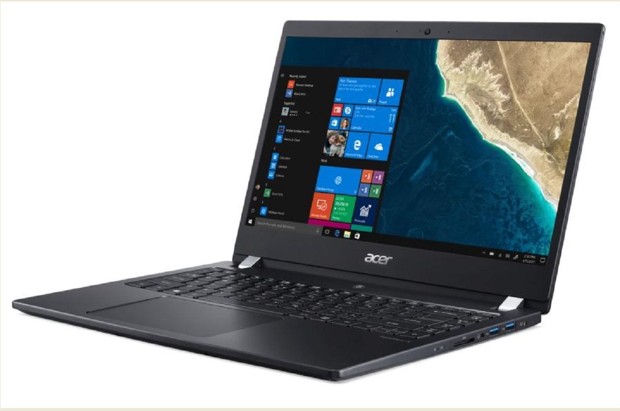Компания Acer создала ипредставила новый ударопрочный ноутбук
