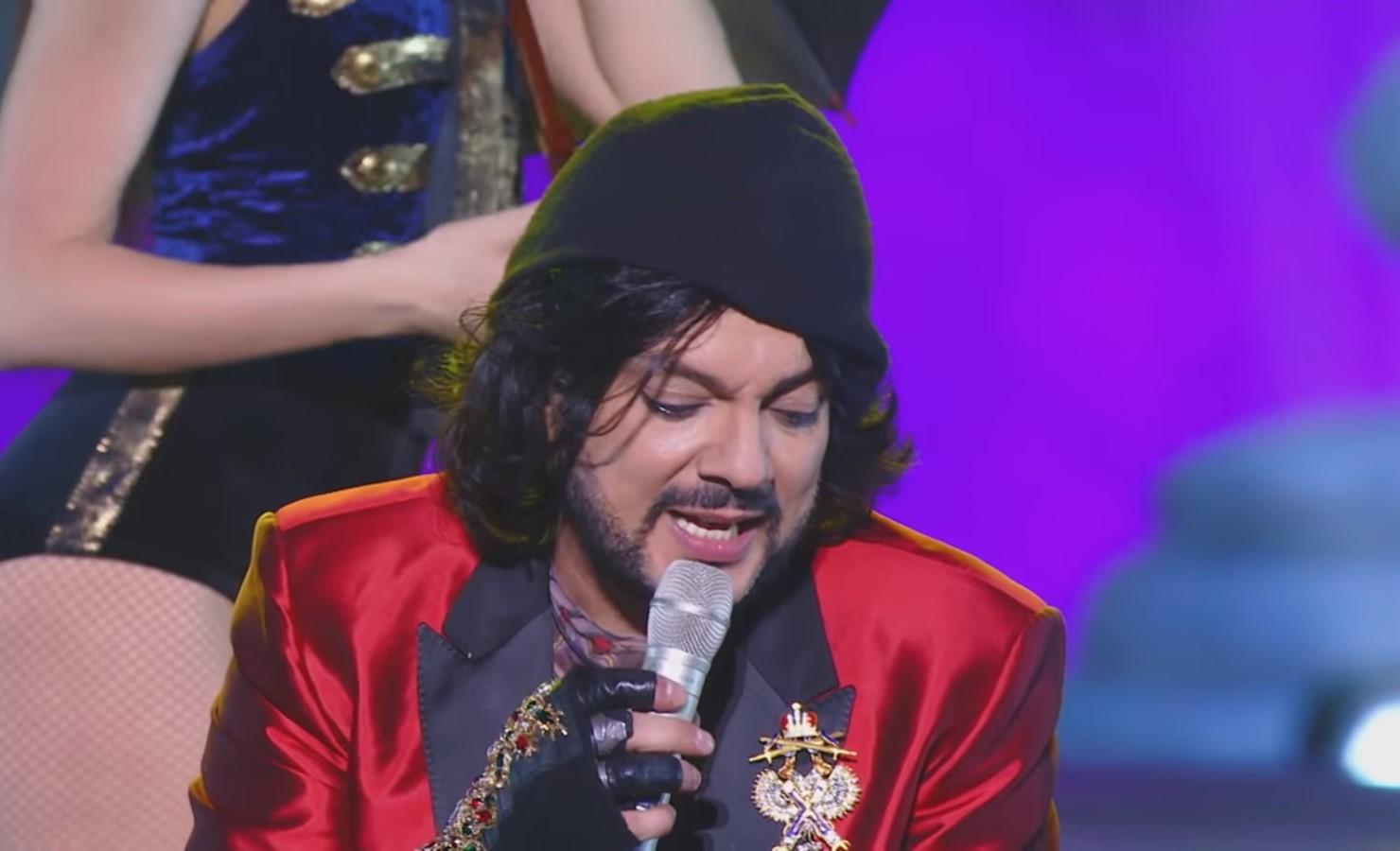 Готового навсе Киркорова посылают на«Евровидение»