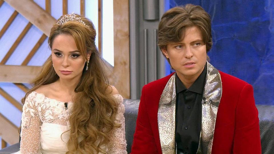 Прохор Шаляпин и Виталина Цымбалюк-Романовская перестали утверждать, что они «просто друзья»