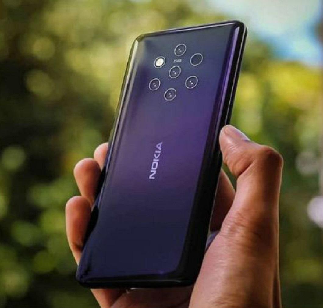 Пятикамерный смартфон нокиа 9 PureView готов канонсу