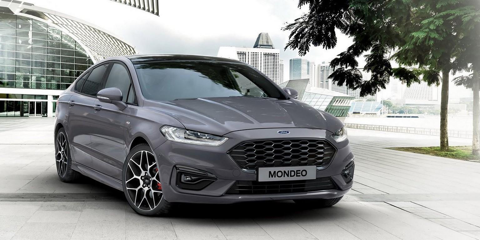 Ford Mondeo получил обновление