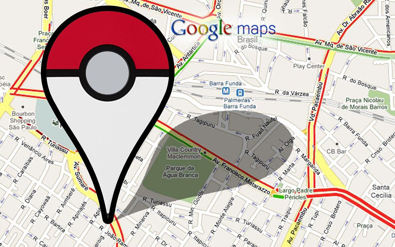 ВGoogle Maps появились пометки спредупреждением о уличных камерах