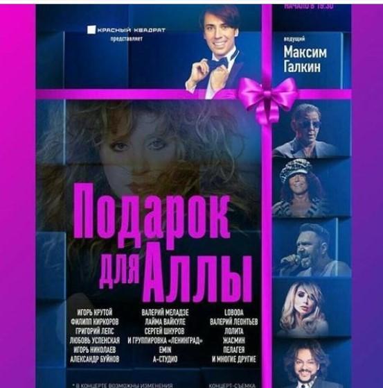 Музыкальный эксперт пристыдил Пугачеву, попросившую наконцерт 40 млн руб.