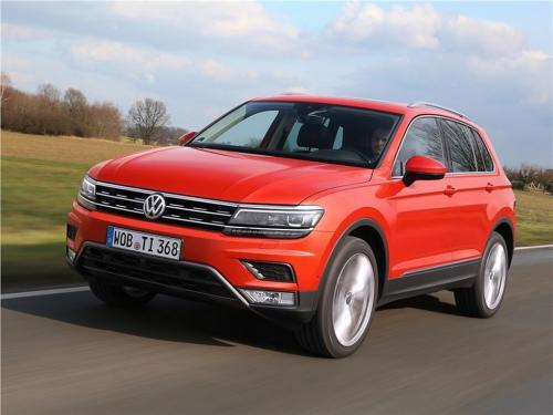 Volkswagen привез в Россию спецверсию Volkswagen Tiguan All Inclusive