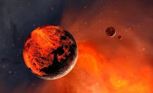 Cambiar la trayectoria de Marte amenaza a la Tierra con una devastación total