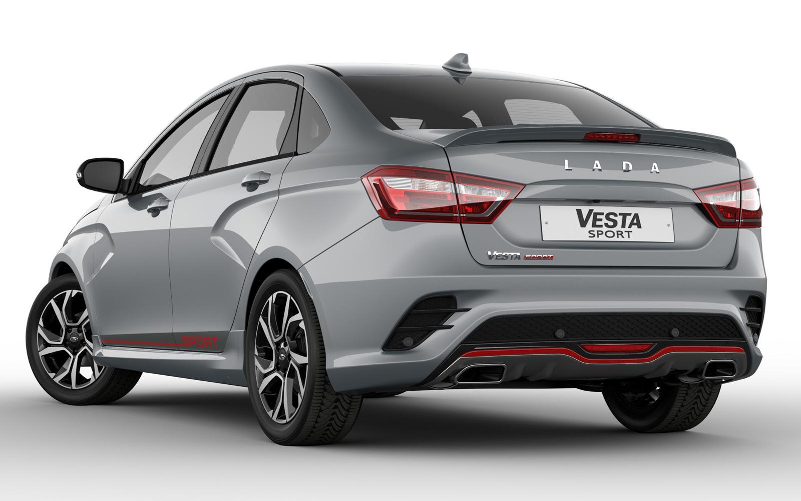 Лада Vesta стала доступнее вначальных комплектациях