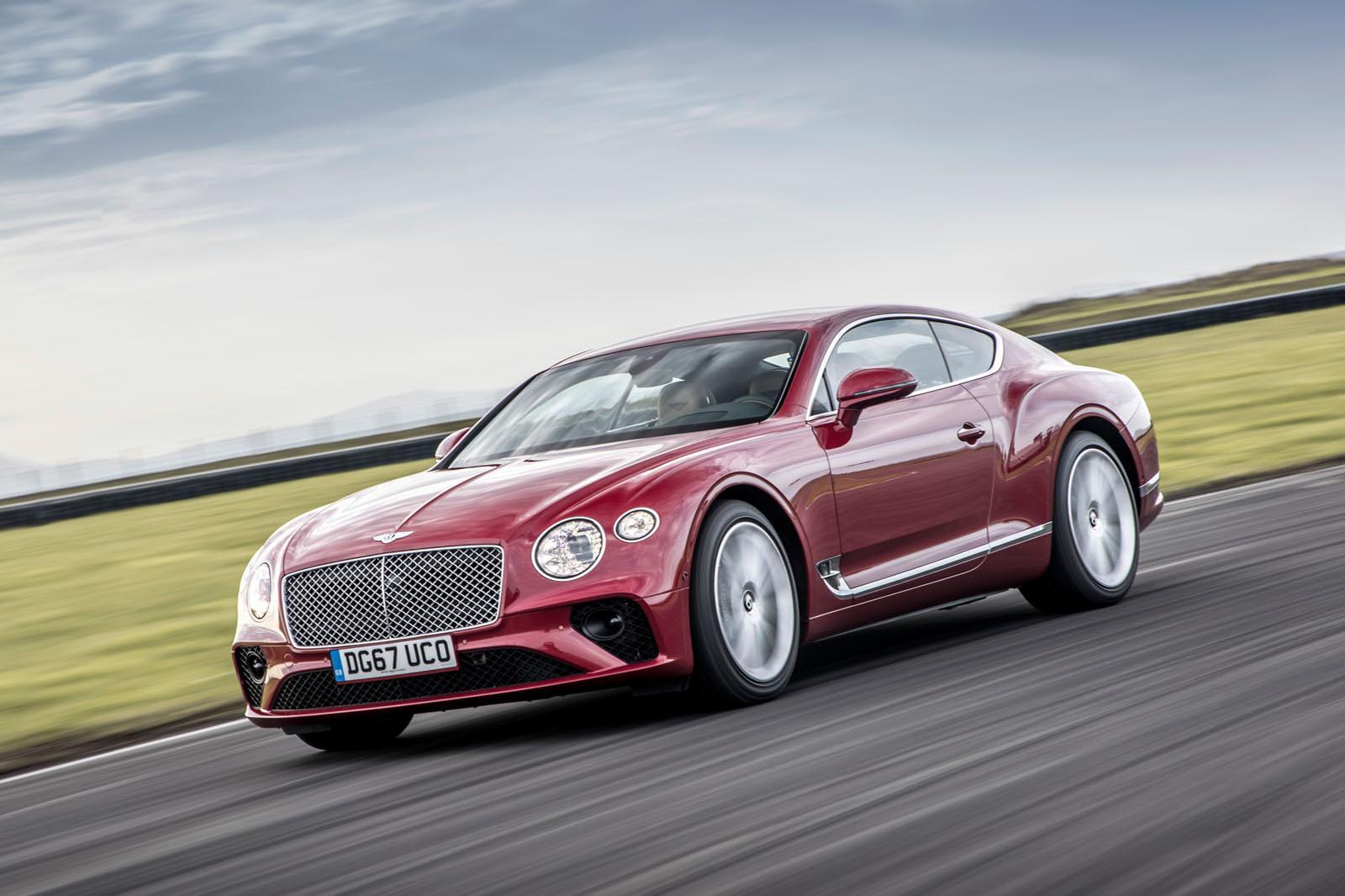 Bentley собирается отозвать из России более 200 автомобилей