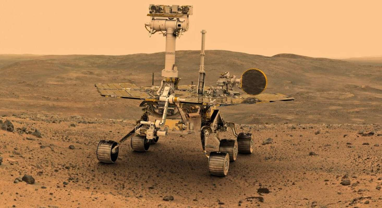 mars rover opportunity - HD1280×782