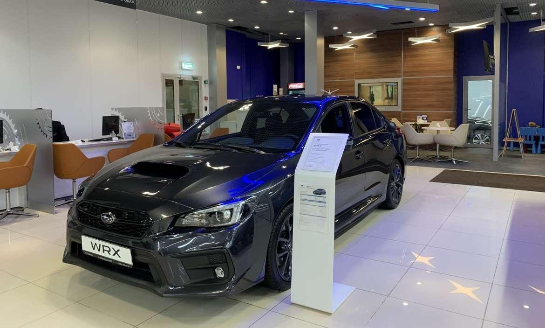 Subaru проводит ребрендинг дилерской сети в России