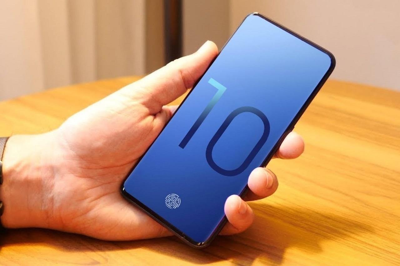 Самсунг  Galaxy Note10 появился нанеофициальных рендерах