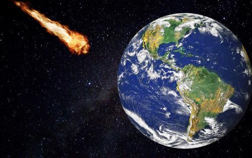 """Астероид «EA9» стремительно мчится к Земле"""""""