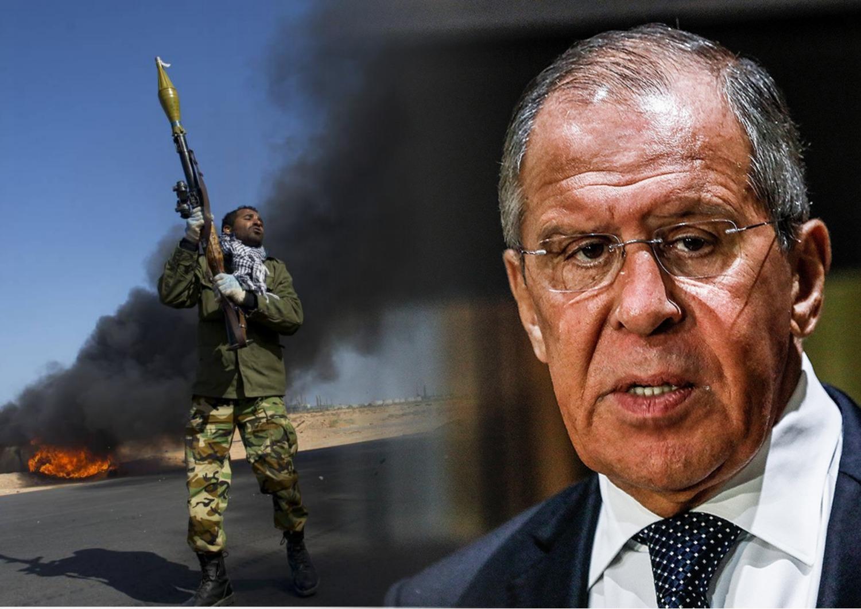 Командующий армией Ливии приказал наступать на Триполи, но не стрелять в мирных граждан