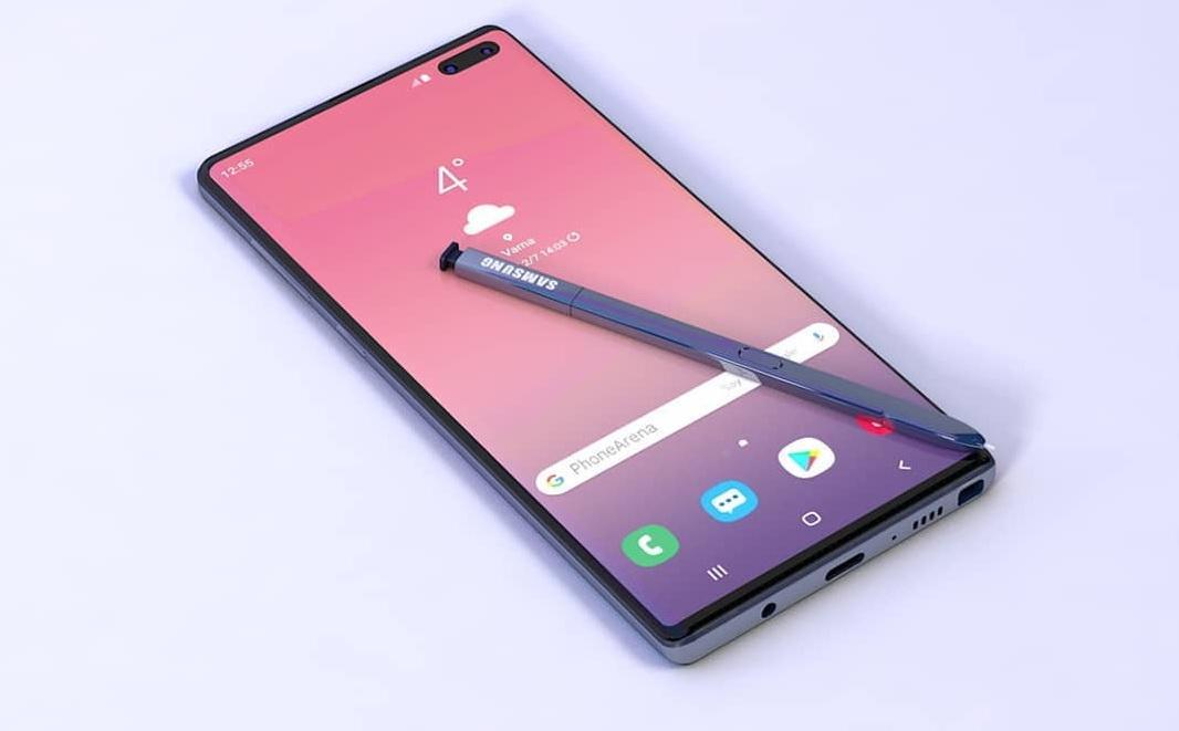a31f6d930ce61 На те же грабли: Продажи линейки Galaxy Note 10 принесут Samsung горы  убытков