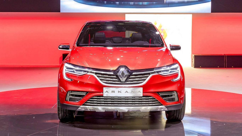 Росстандарт выдал Renault ОТТС на новый купе-кроссовер Arkana -