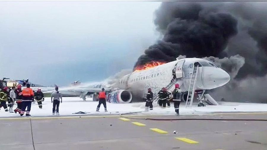 Следствие рассматривает три версии авиакатастрофы ваэропорту Шереметьево / Радиостанция