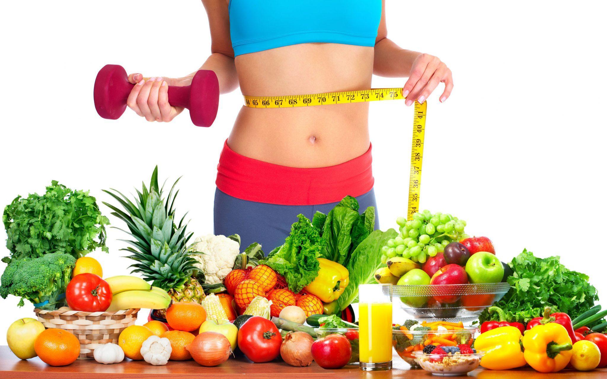Правильное питание темпы похудения